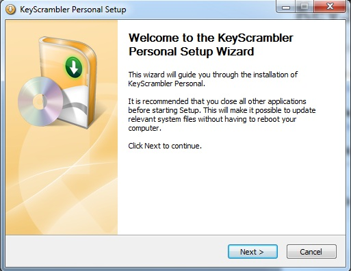 How To Encrypt Keyboard To Avoid Keyloggers