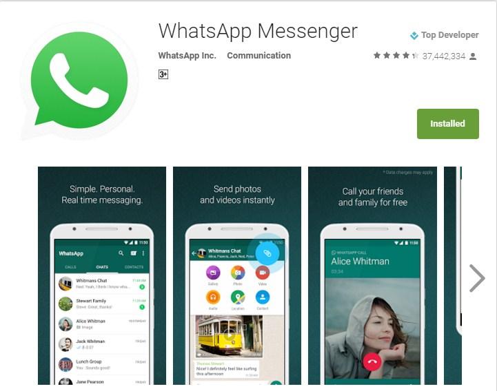 Backup/Restore Whatsapp Chats With Google Drive