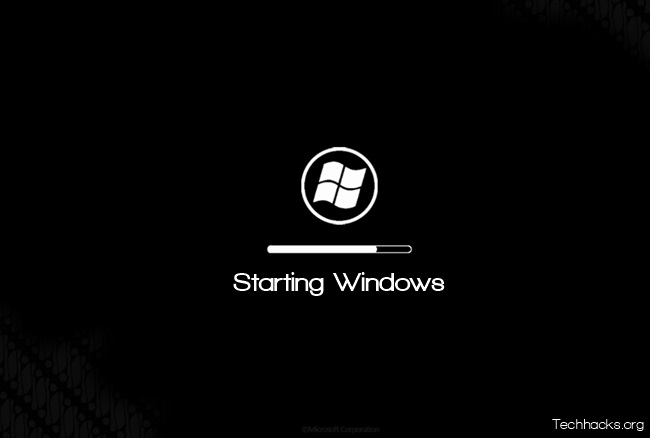 Customize Windows Boot Screen