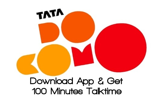 Get Free Talktime On App Download