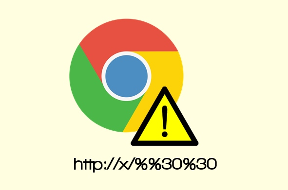 Google Chrome Crash With 16 Character