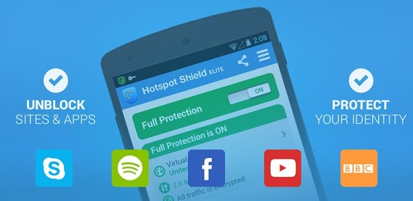 Download Country Specific Apps Using VPN