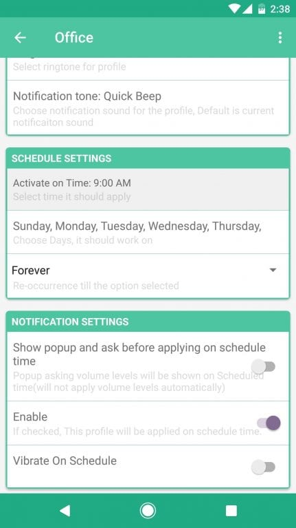 How To Schedule Silent Mode In Android 5 - How To Schedule Silent Mode In Android