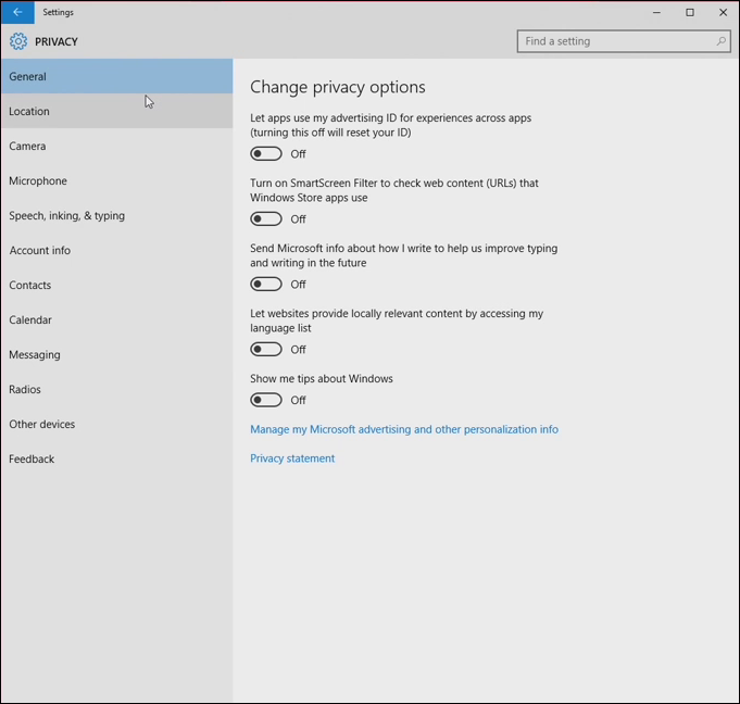 How To Stop Windows 10 Being Spying On You