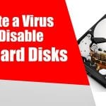 Create a Virus That Disable All Hard Disks