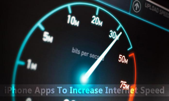 Top 6 Best iPhone Apps To Increase Internet Speed