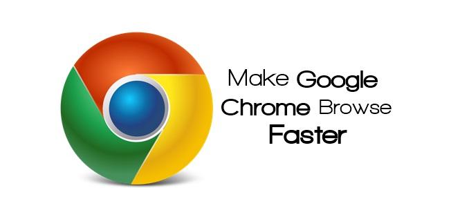 Make Google Chrome Faster