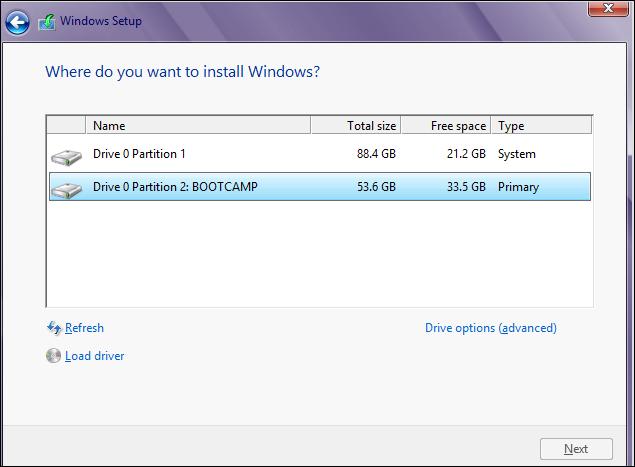 Cómo instalar Windows 10 en Mac usando Bootcamp