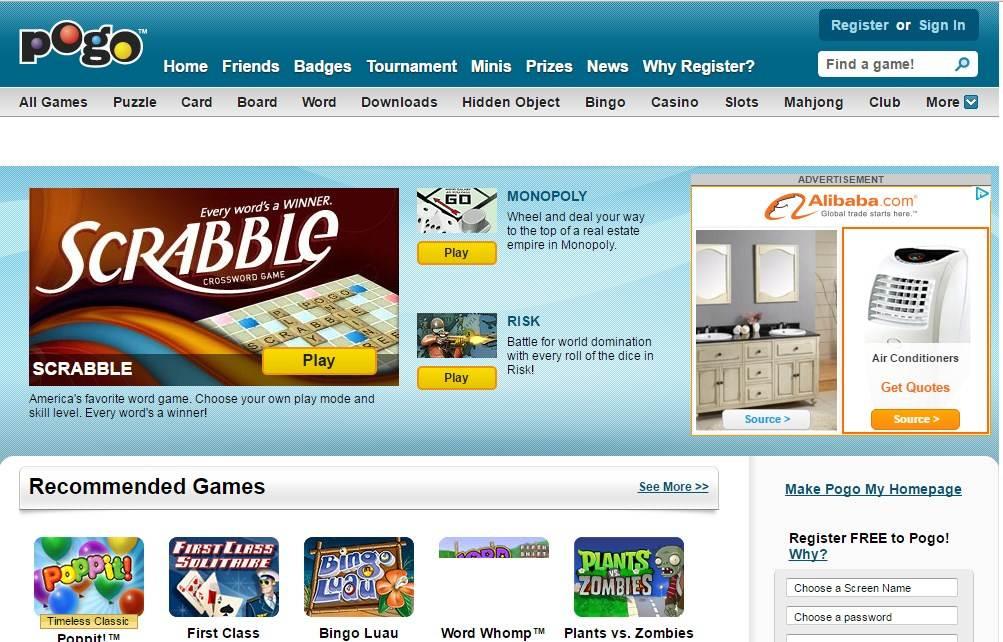 top 10 game websites