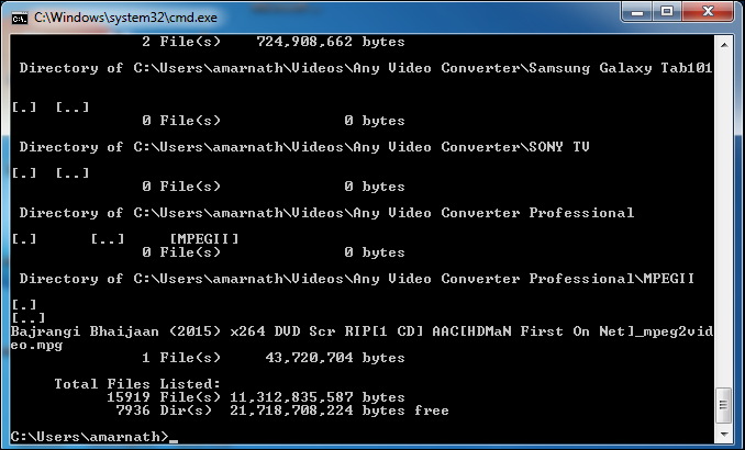 Remove Computer Viruses Using Command Prompt