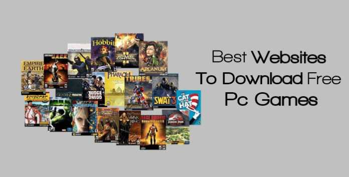 Sites For Free Pc Games
