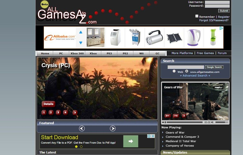 the best website to download free games