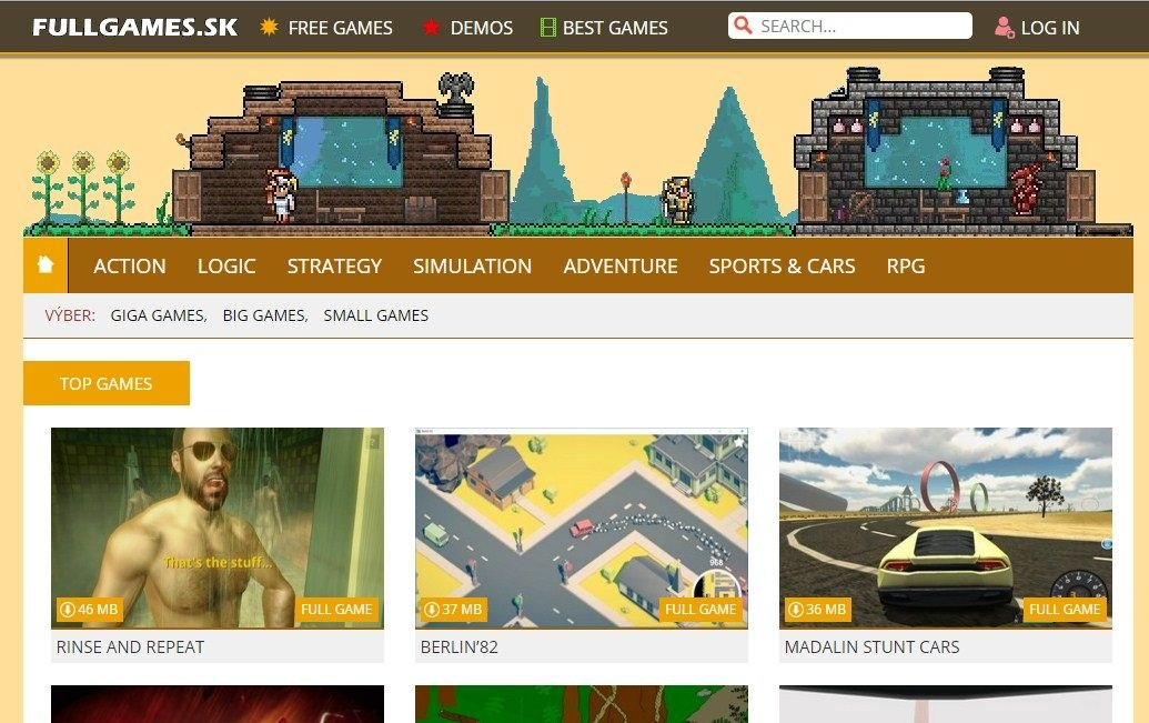 Top Free PC Game Websites