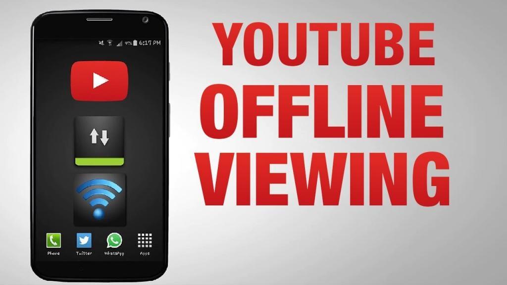 الوصول إلى Youtube Video Offline
