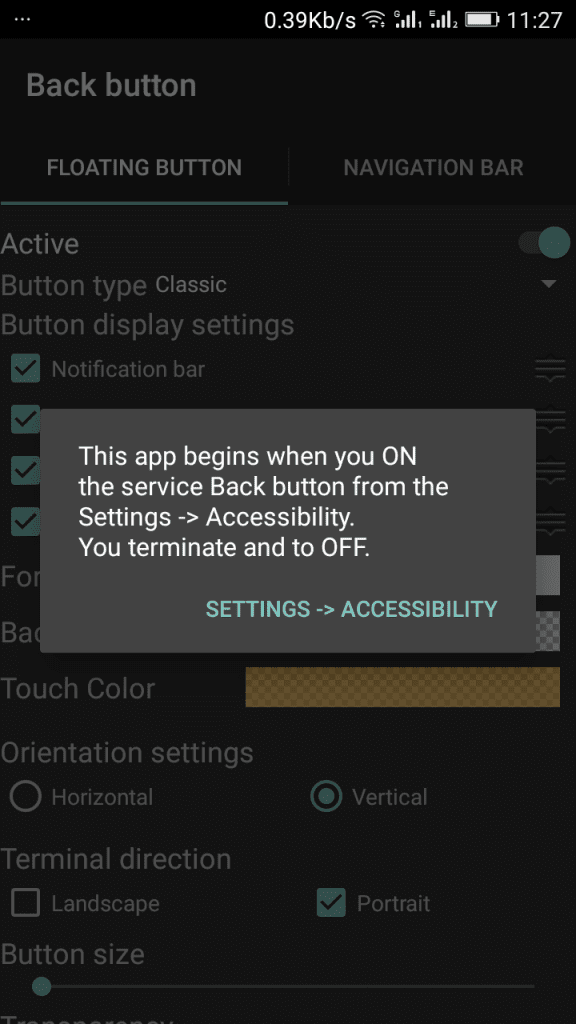 Add Home/Back Soft Button Keys In Your Android