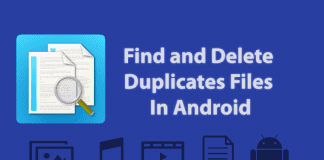 Find and Delete Duplicates Files In Android