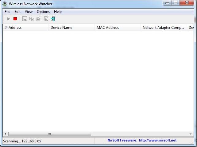 Como encontrar dispositivos conectados à sua rede Wifi