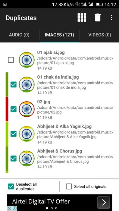 duplicate files inwards Android tin laissez passer on notice swallow lots of How To Find as well as Delete Duplicate Files On Android