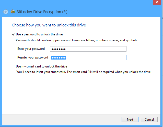 How To Protect Your External Hard Drive With Password