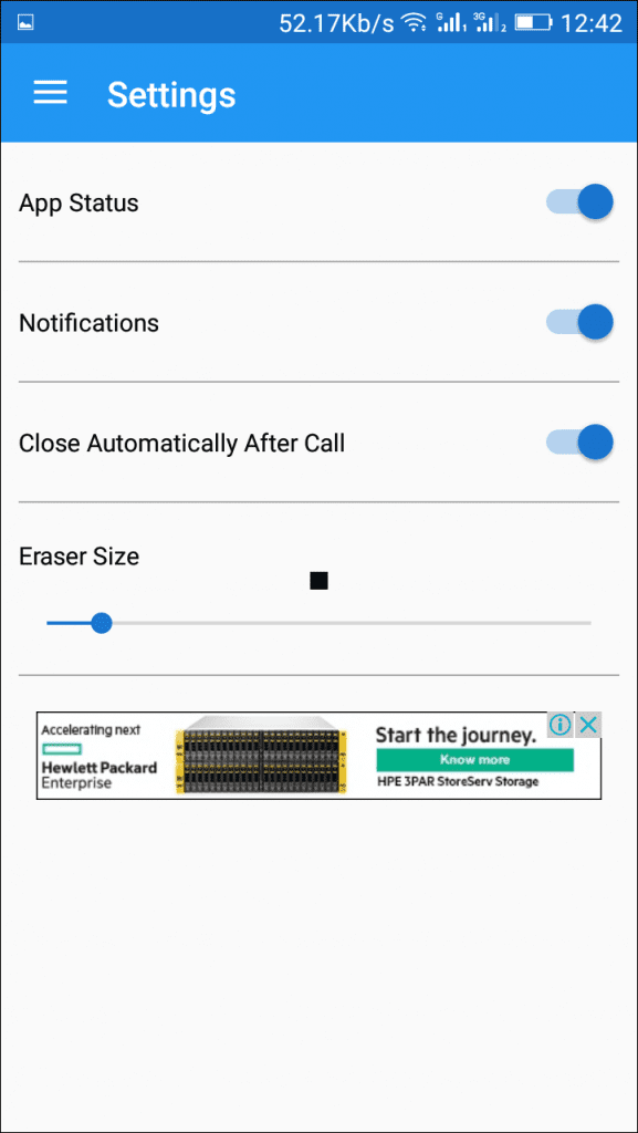 Save a Number During A Phone Call On Android