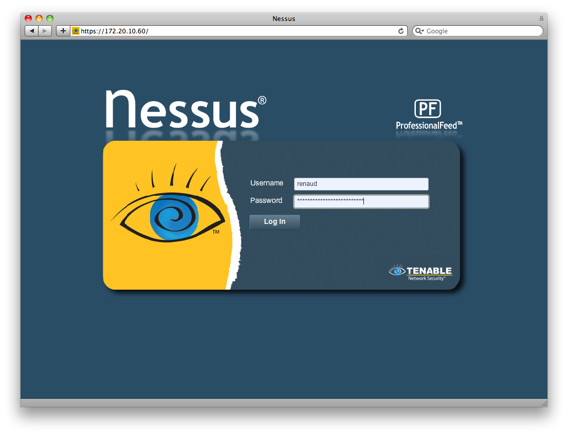 nessus tips hacking tricks
