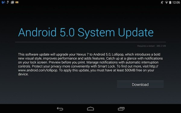 Update Firmware Of Your Android