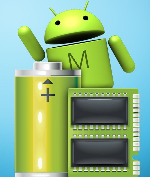android m better battery