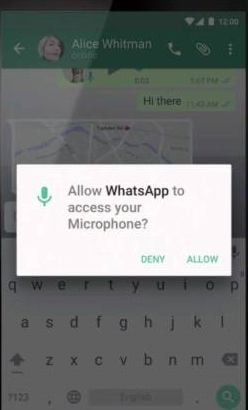 app permissions android m