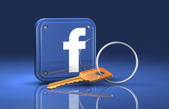 Enable facebook 2 step verification
