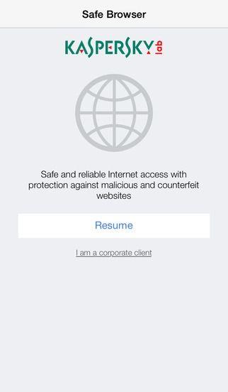kaspersky safe browser fast & free