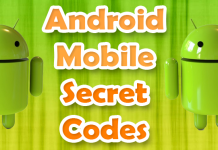 Best Hidden Android Secret Codes 2017