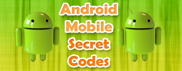 Best Hidden Android Secret Codes 2017