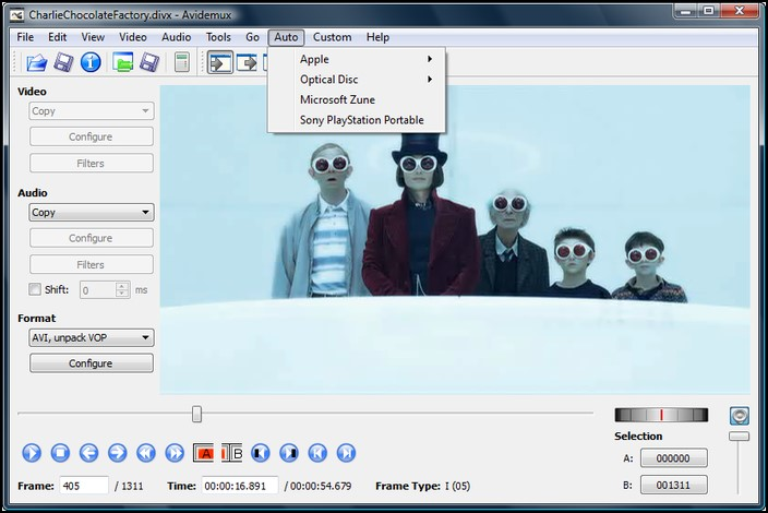 Avidemux, Top 10 Video Editing Softwares For Windows