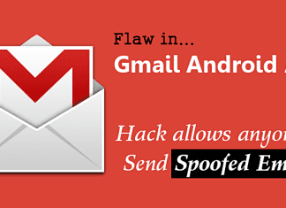 Bug in Android Gmail App Which Allow Users to Send Hoax Emails