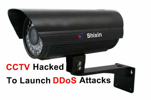 CCTV Hacked to Launch DDos Attack Vulnerability of Default Credentials