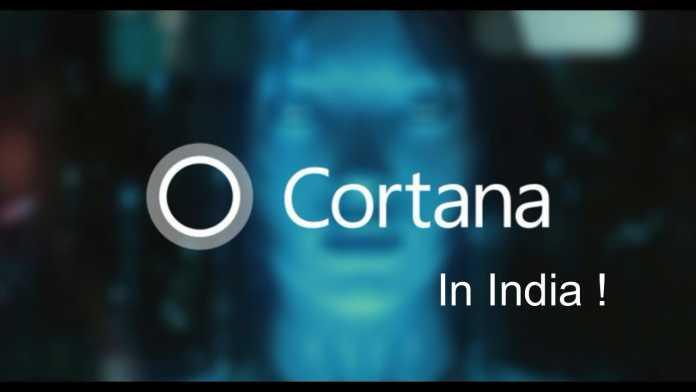 Cortana on Windows 10 Update Finally Arrived in India