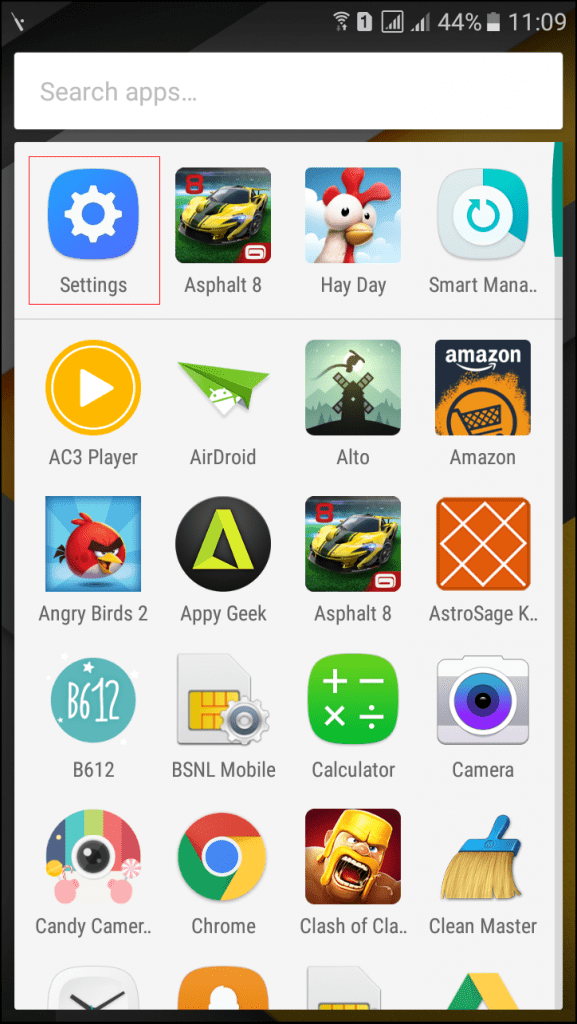 Disable Doze Mode for Apps On Android 6.0