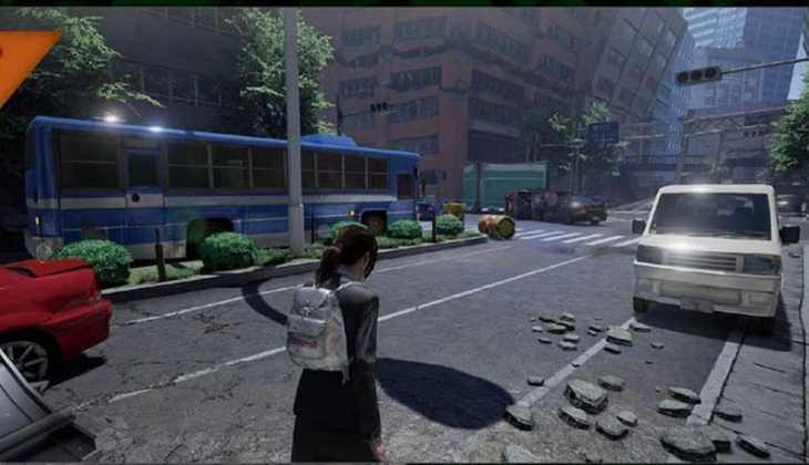 Disaster Report 4 Reproduced For PS4
