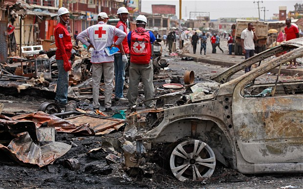 Facebook Security Checks For Nigeria Attack After Boko Haram Bombed (2)