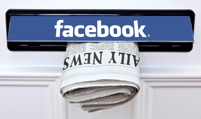 Facebook To Launch News App Linking With News Media