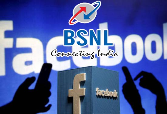 Facebook With BSNL Set Up 100 WiFi Hotspots