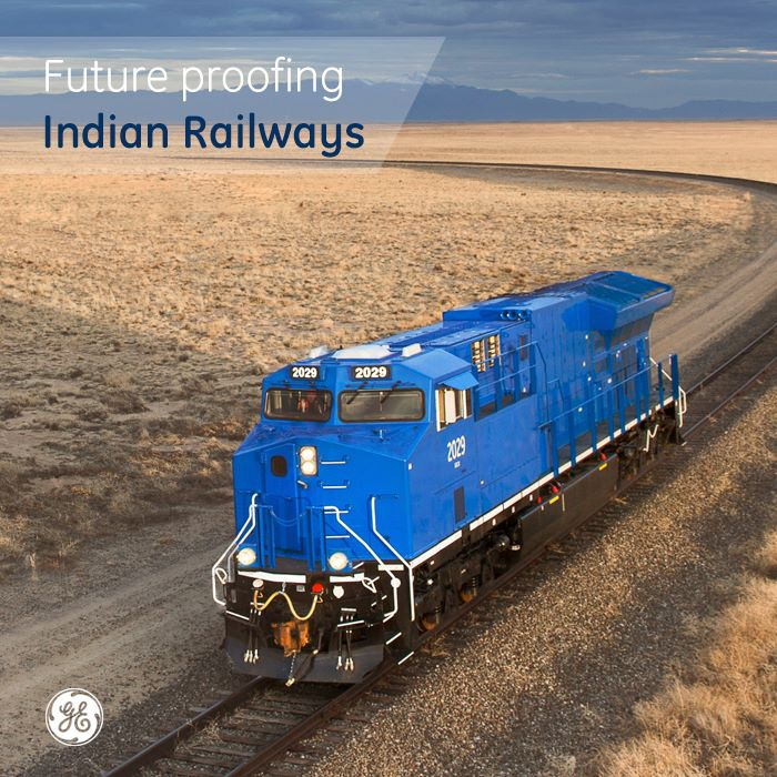 General Electric & Alstom to Invest of US$ 5.6 Billion On Indian Railway