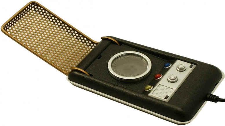 Google Develops Star Trek Style Communicator Device