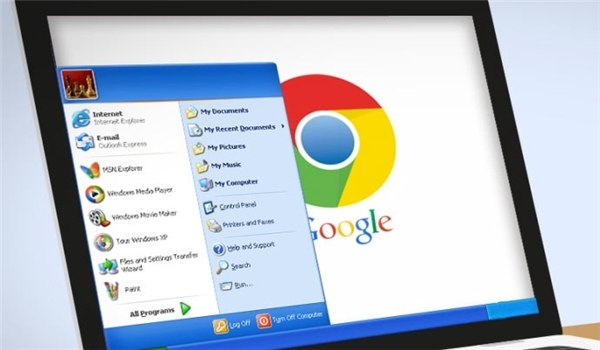 Google Ends Chrome Support For Windows XP