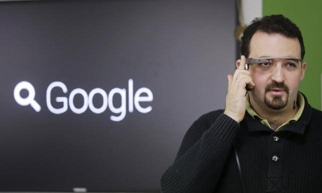 Google Glass Next Version LookaLike Monocle