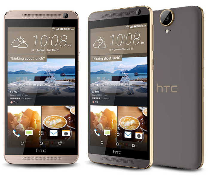 HTC One E9s Dual Sim - Specifications , Price & Release Date