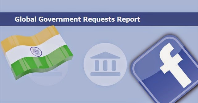 Indian Government Requested Facebook For Removal of Violated Content