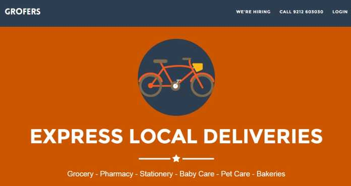 Indian Grofers Raise $120M by Softbank to Deliver Goods on Demand