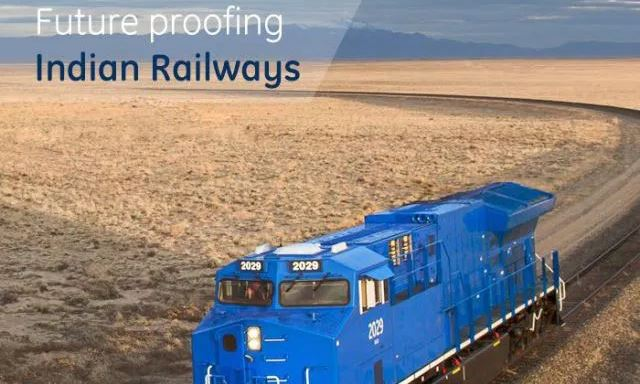 Invest of US$ 5.6 Billion On Indian Railway
