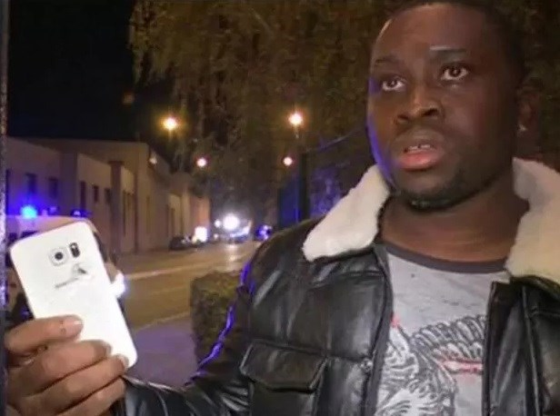 Man is Saved by Terrorist Attack in Paris Thanks to The Galaxy S6